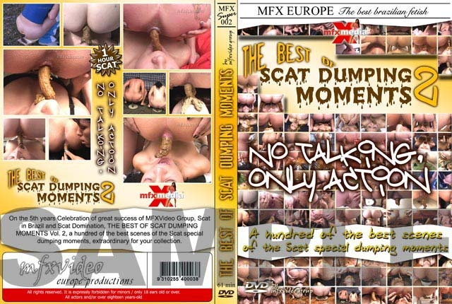 MFX-the best scat dumping moments 2 - Brazilian Girls | 2017 | SD | 51.8 MB
