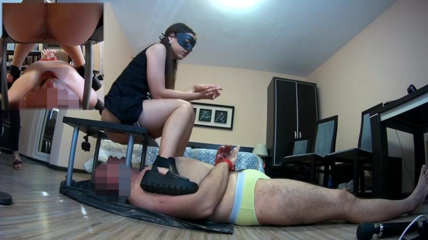 One Slave Swallow Two Shits - Mistress Anna Toilet | 2017 | FullHD | 1.16 GB