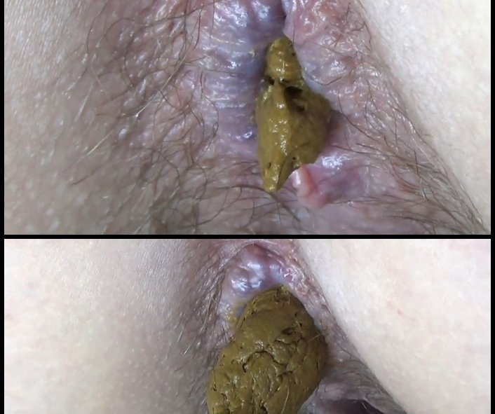 My appetizing and tasty shit closeup - DirtyBetty | 2017 | FullHD | 125 MB