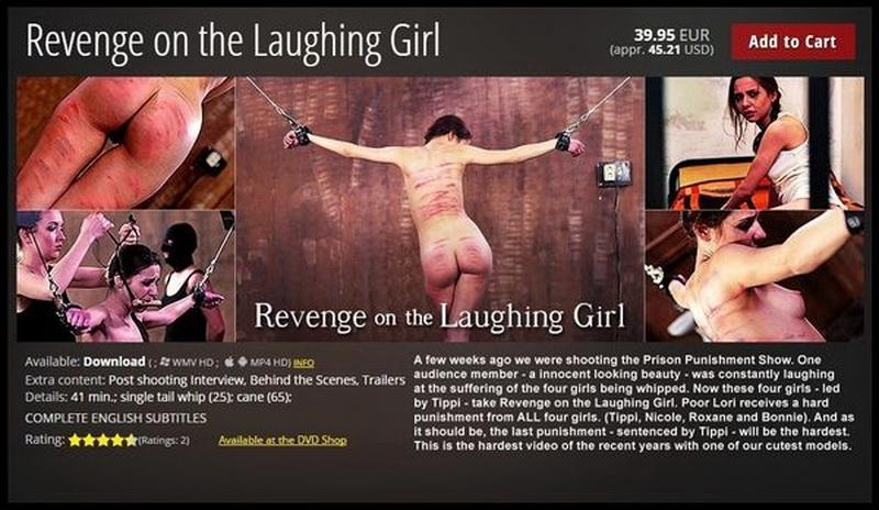 Revenge on the Laughing Girl - Lori | ElitePain | 2016 | HD | 1.55 GB