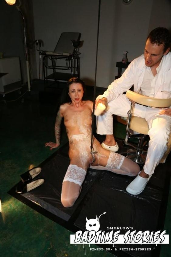 Piss play and BDSM action with German slave Stella Star and doctors PT 2 - Stella Star | PorndoePremium | 2017 | FullHD | 3.08 GB