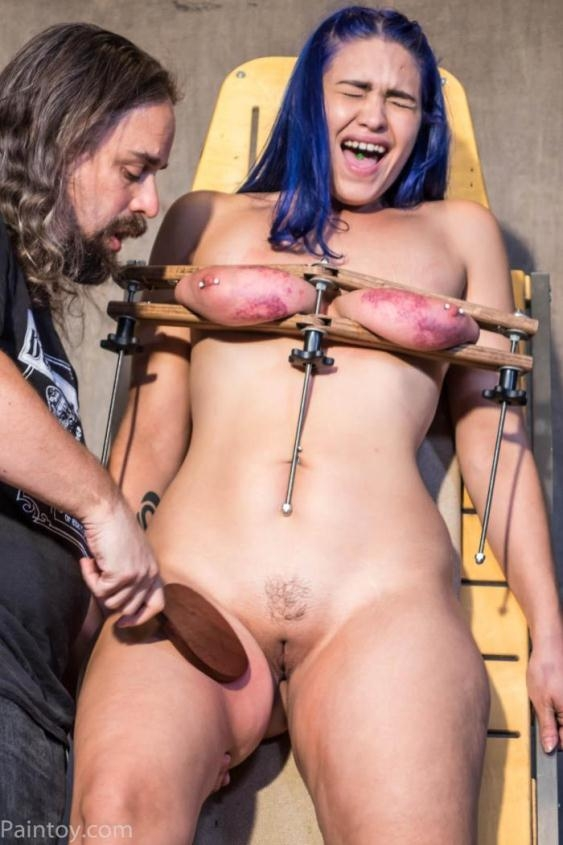 Slaves are made for Hurting - part 2 - Kiki Sweet | PainToy | 2016 | FullHD | 249 MB