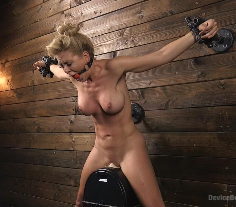Athletic MILF Fuck Toy Cherie Deville Punished in Bondage and Sybian! - Cherie Deville, The Pope | KINK | 2017 | HD | 1.80 GB