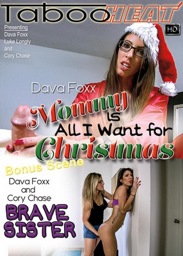Mommy Is All I Want For Christmas and Brave Sister - Cory Chase, Dava Foxx, Luke Longley | Clips4Sale | 2016 | SD | 1.05 GB