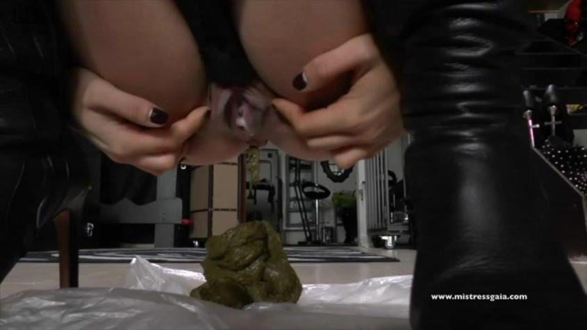 Pile of shit - Mistress Gaia | 2017 | FullHD | 255 MB