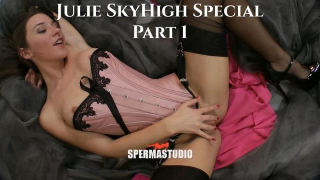Julie SkyHigh Special Part 1 25 December 2017 -  | Sperma-Studio | 2017 | FullHD | 3.58 GB