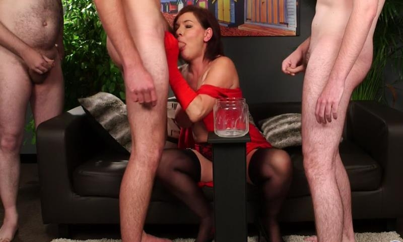 Cum Bucket Challenge - Wendy Taylor | CumPerfection | 2014 | FullHD | 1.15 GB