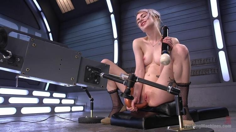 Anna Tyler - A Day With Dr. Thumper - Anna Tyler | Kink, FuckingMachines | 2017 | HD | 1.06 GB