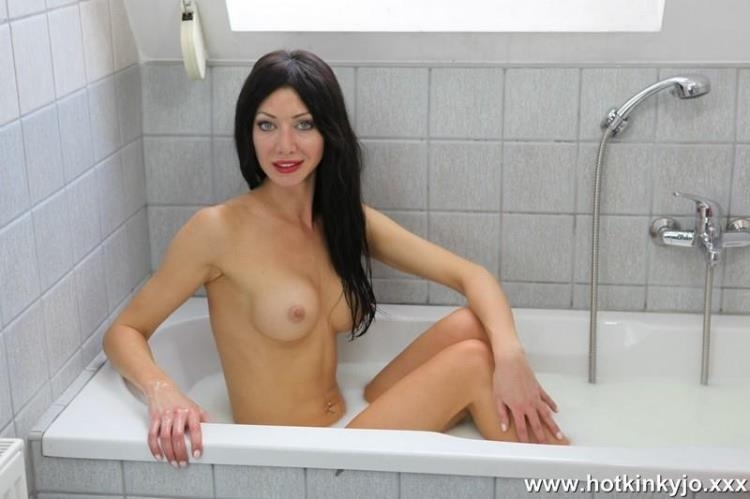 Balls bath tube fun -  | Hotkinkyjo | 2017 | HD | 256 MB