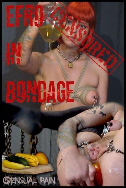 Abigail Dupree - EFRO in bondage censored -  | 2016 | HD | 907 MB