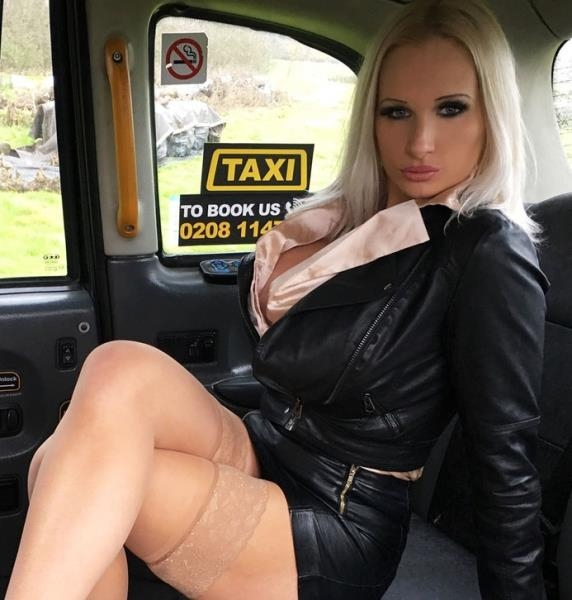 Busty blondes filthy taxi threesome -  | 2017 | HD | 724 MB