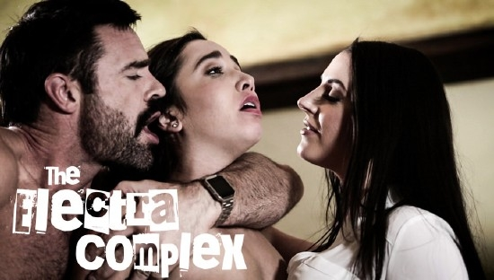 The Electra Complex - Angela White, Karlee Grey | PureTaboo | 2017 | SD | 538 MB