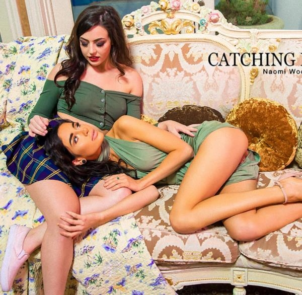 Catching Feelings - Naomi Woods, Whitney Wright | Babes | 2018 | FullHD | 1.47 GB