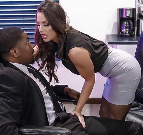 Just Dont Fuck The Bosss Daughter - Abigail Mac | BigTitsAtWork, Brazzers | 2018 | HD | 717 MB