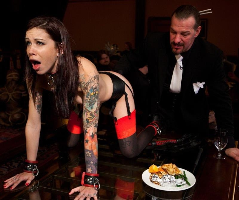 Local SM players celebrate Two Year Anniversary of Brunches with sex and bondage - Dylan, Krysta Kaos | TheUpperFloor | 2012 | HD | 1.81 GB