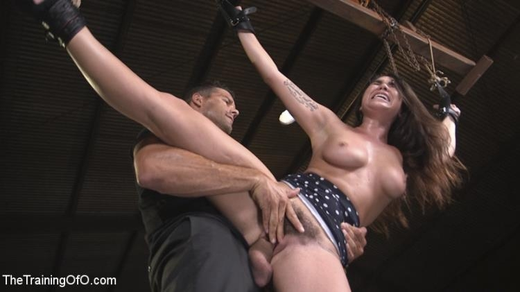 Karlee Grey, Begging in Bondage - Karlee Grey | TheTrainingOfO, Kink | 2017 | SD | 633 MB