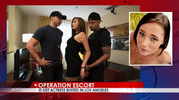 Carolina Sweets - D-List Actress Busted In Los Angeles - Carolina Sweets | OperationEscort | 2017 | SD | 586 MB