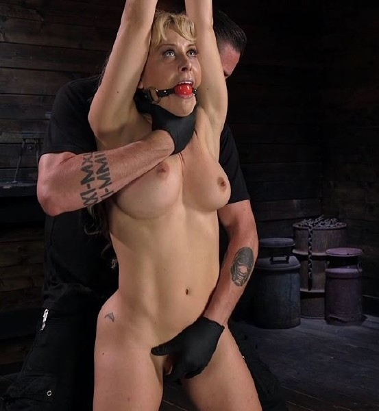 Buff MILF Cherie Deville Submits to Rope Bondage and Unwilling Orgasms - Cherie Deville | 2017 | HD | 1.86 GB