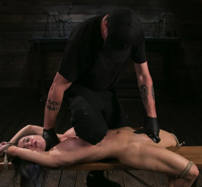 Girl Next Door Serena Blair Restrained and Made to Cum in Rope Bondage - Serena Blair | Kink, HogTied | 2017 | HD | 1.86 GB