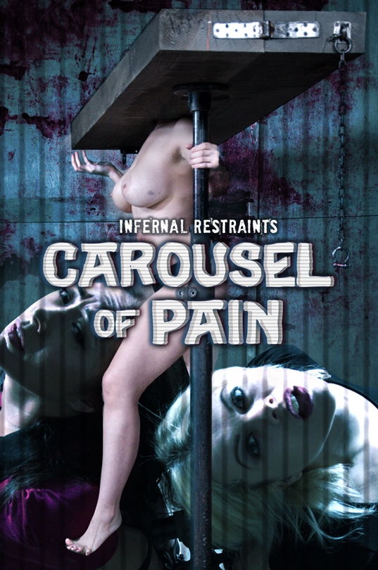Nyssa Nevers, Nadia White - Carousel of Pain - Nyssa Nevers, Nadia White | InfernalRestraints | 2017 | HD | 2.08 GB