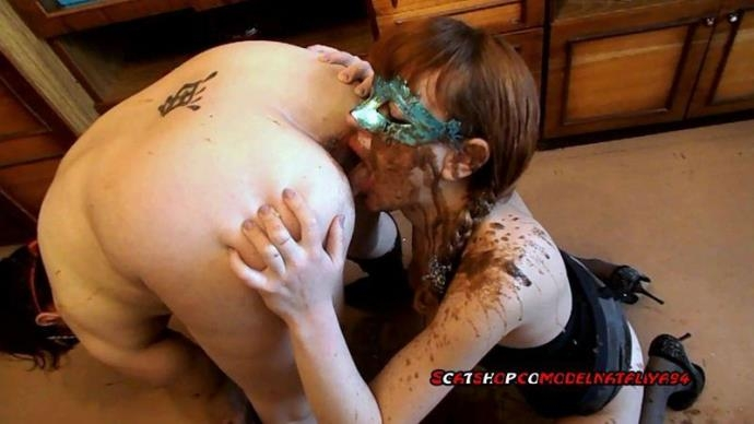 Very dirty game Olga and Yana - ModelNatalya94 | ScatShop | 2017 | FullHD | 1.19 GB