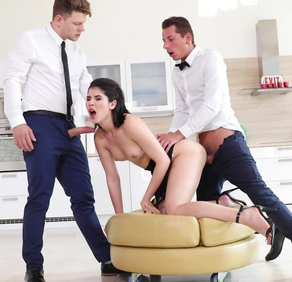 Takes One Two Studs At Once In This Double Penetration Scene - Lady Dee | BangGlamkore, Bang | 2018 | HD | 602 MB