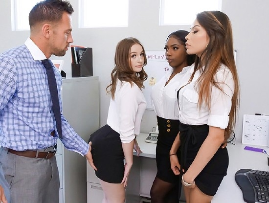 Intern Affairs - Adrian Hush, Sarah Banks, Sami Parker | BFFS | 2017 | SD | 482 MB