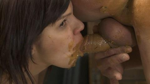 Gentlemens Toilett No.1 - I shit my ugyl scat in your mouth -  | SG-Video | 2017 | FullHD | 1.38 GB