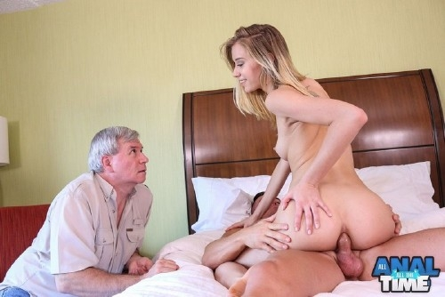 Daddy Gets His Wish! - Haley Reed | AllAnalAllTheTime | 2018 | SD | 207 MB