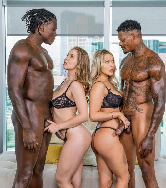 Best Friends For Ever - Kylie Page, Lena Paul | Blacked | 2018 | HD | 2.17 GB