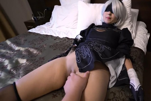 No1syGirl - 2B Nier Automata cosplay -  | 2017 | HD | 124 MB