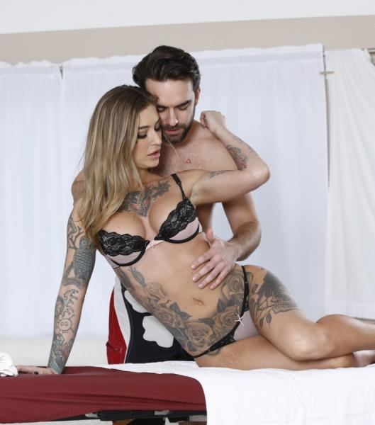 Slutty Massage Time - Kleio Valentien, Logan Pierce | ZeroTolerance, Ztod | 2018 | FullHD | 1.40 GB