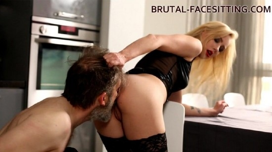 Brutal Facesitting - Lisa Olsen | Brutal-Facesitting | 2018 | HD | 541 MB