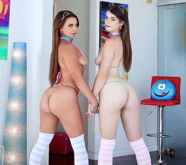 Bff Butt Fucking With Maria And Anastasia - Anastasia Rose, Maria Jade | TrueAnal | 2018 | HD | 660 MB