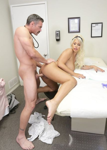 Gets Tricked Into A Prescription Of Dick At The Doctors Office - Bridgette B | BangTrickery, Bang | 14.11.2018 | FullHD | 965 MB