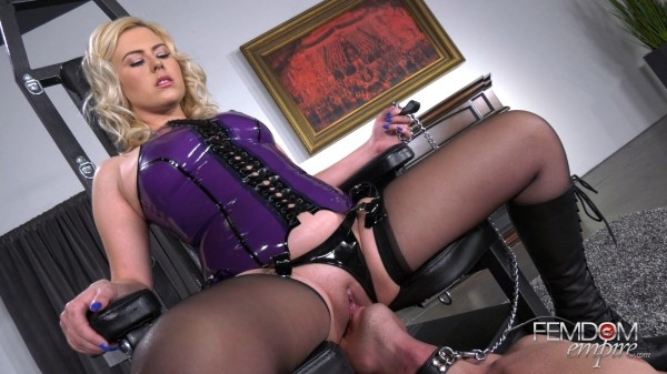 Locked Pussy Pleaser - Summer Day | FemdomEmpire | 2018 | FullHD | 986 MB