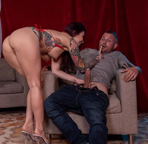 Hands Off! - Monique Alexander | PornstarsLikeItBig, Brazzers | 2018 | HD | 575 MB
