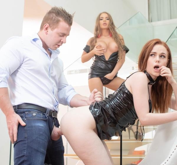 Party Time with Three Horny Stars - Alessandra Jane, Ella Hughes, Jolee Love | Private | 2018 | UltraHD/4K | 4.62 GB