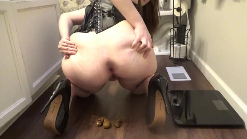 Open Wide for my Shit, Slave - SexyScatForYou  | 2019 | FullHD | 198 MB