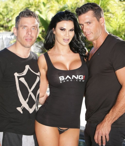 Jasmine Jae Gets Her Asshole And Pussy Rammed With Cock - Jasmine Jae | BangRammed, Bang | 16.01.2019 | SD | 752 MB