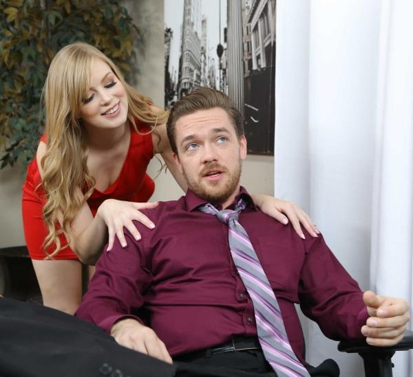 Super Blonde Dolly Leigh gets fucked in the office - Dolly Leigh, Kyle Mason | NaughtyOffice, NaughtyAmerica | 2019 | FullHD | 2.54 GB