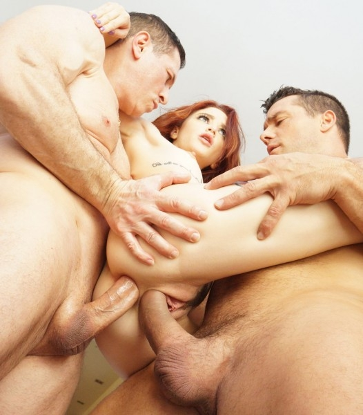 Tiny Spinner Lola Fae Double Stuffed By Two Big Cocks - Lola Fae | AnalOverdose, PervCity | 17.01.2019 | FullHD | 3.82 GB