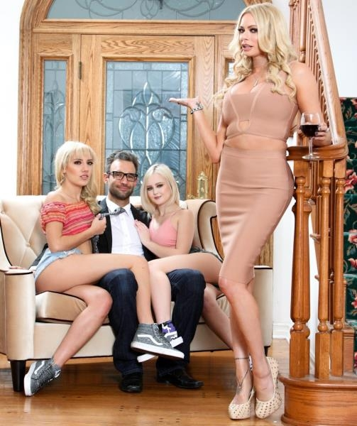 Im A Nymphomaniac Like Mom 4, Scene 4 - Briana Banks, Natalia Queen | DevilsFilm | 2019 | HD | 1.05 GB