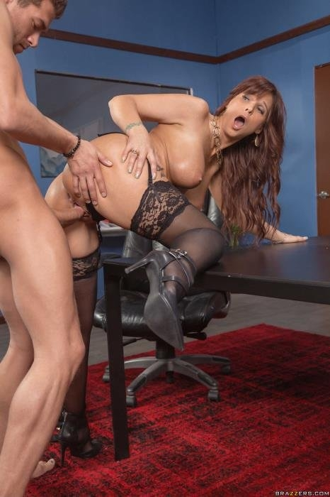 Red Hot Boss From Hell - Syren De Mer | BigTitsAtWork, Brazzers | 14.03.2019 | FullHD | 1.21 GB