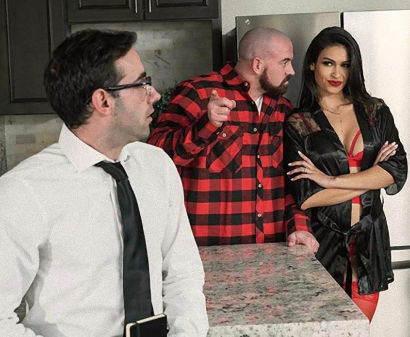 Im Open To Anything - Katana Kombat | Brazzers, RealWifeStories | 2019 | HD | 719 MB