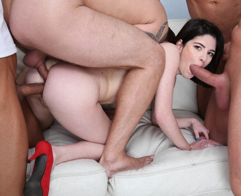 7on1 DAP gangbang with Sara Bell Balls Deep Anal, DAP, TP, Gapes, Swallow GIO975 - Sara Bell | LegalPorno | 2019 | SD | 930 MB