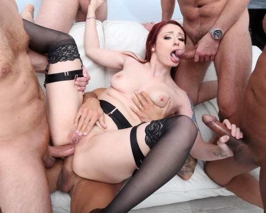 Manhandle! Violet Monroe Gets Rough 5 On 1, Balls Deep Anal, DAP, TP, Domination, Cum Swallow GIO994 - Violet Monroe | LegalPorno | 2019 | HD | 1.49 GB