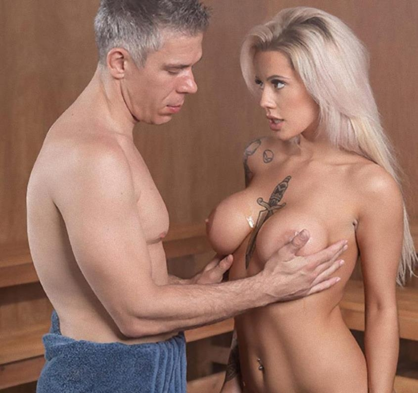 Getting Hot In The Sauna - Luna Skye | Brazzers, BabyGotBoobs | 2019 | SD | 296 MB