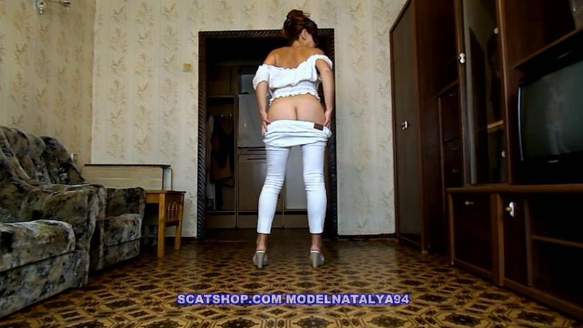 My jeans are very dirty inside - ModelNatalya94 | 2019 | FullHD | 959 MB