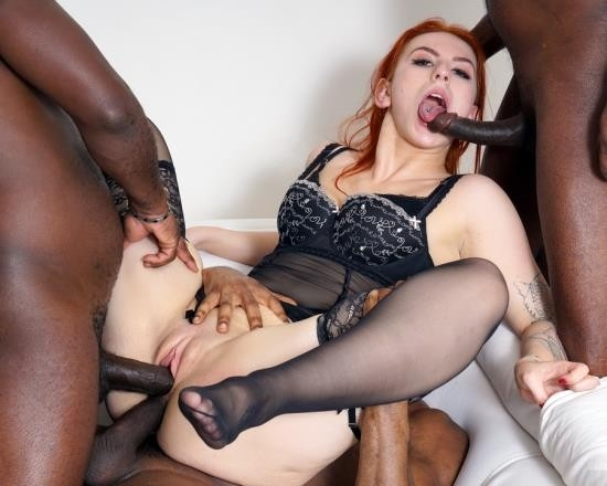 Meghan Rain Is Back To Try Black Cocks IV290 - Meghan Rain | LegalPorno | 2019 | HD | 1.30 GB